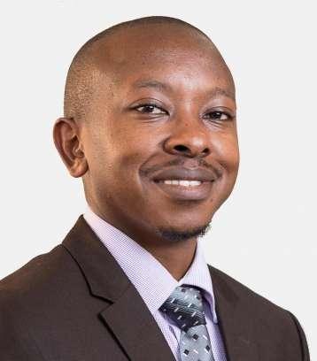 Joseph Kimani Mwangi Ag. CEO