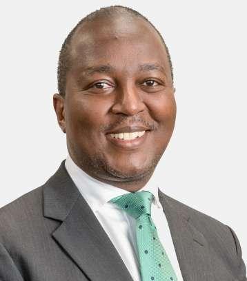 Mr. Peter K. Mwangi