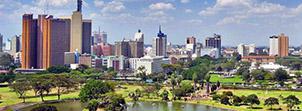 Minet Nairobi Skyline